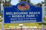 A1A Mobile Park Melbourne Beach