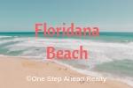 Floridana Beach Melbourne Beach