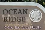 Ocean Ridge Melbourne Beach