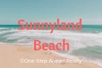 Sunnyland Beach Melbourne Beach