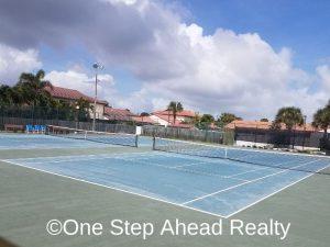 Beach Woods, Melbourne Beach -Tennis Courts