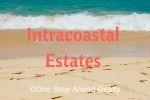 Intracoastal Estates Melbourne Beach For Sale